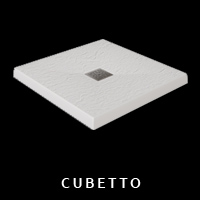 Cubetto Shower Base